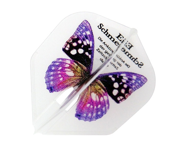 【L-Flight x D.Craft】PRO Papillon Purple 鏢翼 DARTS