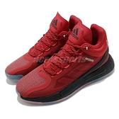 adidas 籃球鞋 D Rose 11 紅 黑 男鞋 運動鞋 飆風玫瑰 【ACS】 FV8927