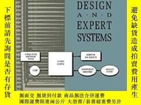 二手書博民逛書店Handbook罕見Of Vlsi Chip Design And Expert Systems-超大規模集成電路