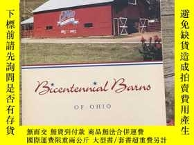 二手書博民逛書店Bicentennial罕見Barns of OhioY3146