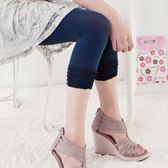 【esoxshop】╭*蕾絲造型七分褲╭*日系流行款《絲襪/褲襪褲/造型襪》