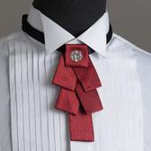 vivi領帶家族 -〉MIT男仕配件之 //造型領結 結婚、伴郎正式領結120-4