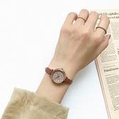 手錶 手表女學生初高中女簡約精致氣質ins小眾設計復古港風輕奢高級感  美物 99免運