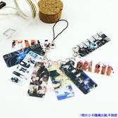 現貨出清👍BAP  PVC照串卡 小卡串手機鍊 鑰匙鏈E509-C【玩之內】韓國  小卡片