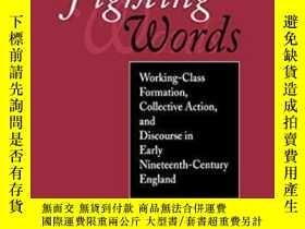 二手書博民逛書店Fighting罕見Words-鬥嘴Y436638 Marc W. Steinberg Cornell Uni