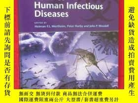 二手書博民逛書店Atlas罕見of Human Infectious Disea