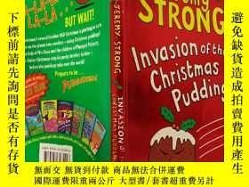 二手書博民逛書店Invasion罕見of the Christmas Puddings:聖誕布丁的入侵Y200392