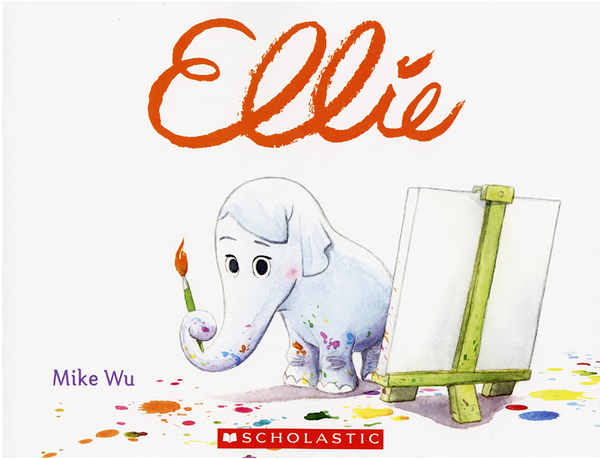 【麥克書店】ELLIE/ 平裝繪本《主題: 自我認同 Respect Yourself》