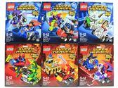 樂高Lego SUPER HEROES 超級英雄【76068+76069+76070+76071+76072+76073六款合售】