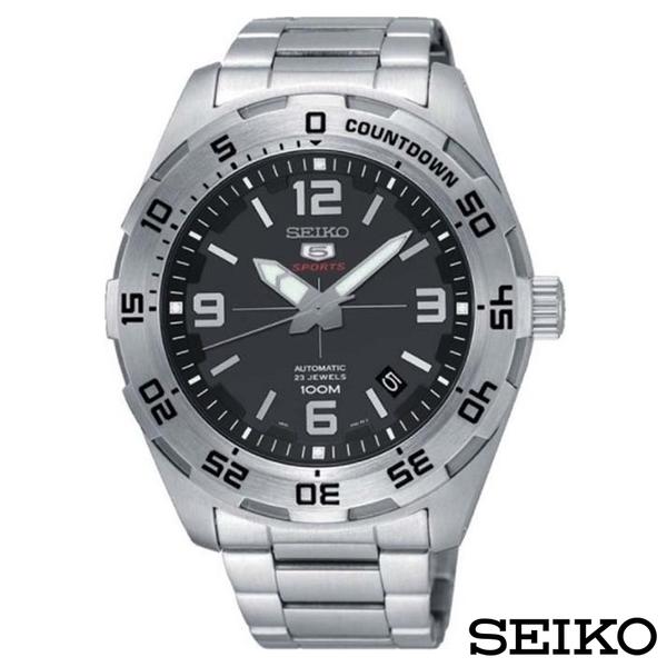 SEIKO精工 悍衛戰士夜光精工5號機械錶 SRPB79K1