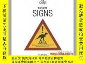 二手書博民逛書店Signs罕見(Icons)Y242812