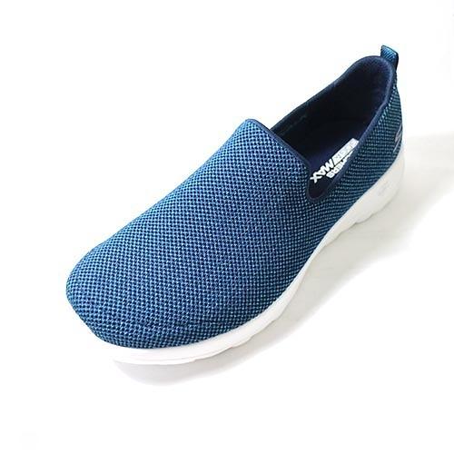 7折 SKECHERS (女) 健走系列 GO WALK JOY 套入式 休閒 健走鞋 - 15609NVTL 藍綠點點 【陽光樂活】