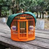鳥籠畫眉竹鳥籠小號小型直徑30厘米低價鳥籠特價熱賣好賣快速出貨