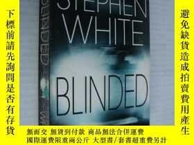 二手書博民逛書店Blinded罕見Y146810 Stephen White A