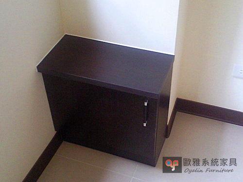 【歐雅 系統家具】廚具餐邊 電器櫃