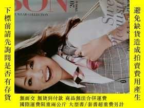 二手書博民逛書店BON罕見OFFICE WEAR COLLECTION 2011 SPRING & SUMMER 日文服裝雜誌