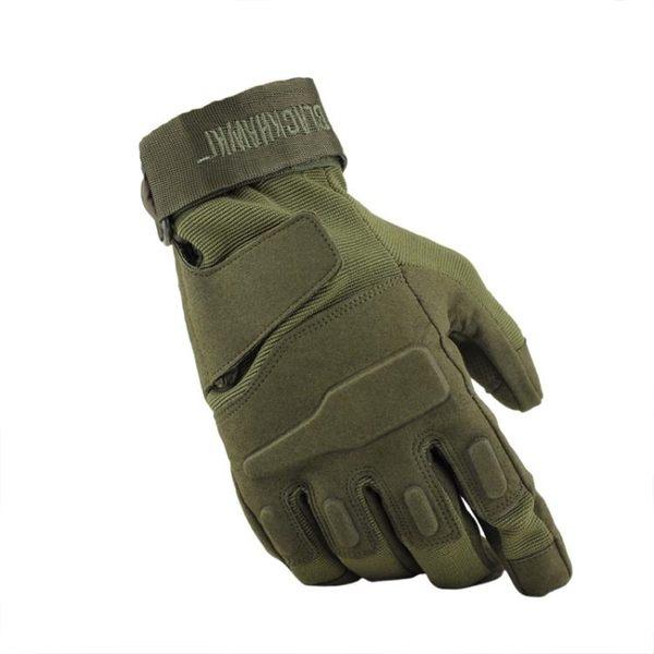 全指手套男士戶外登山健身半指騎行機車裝備運動特種兵戰術手套夏