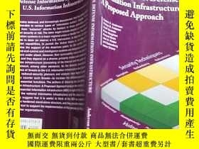 二手書博民逛書店securing罕見the us defense informa