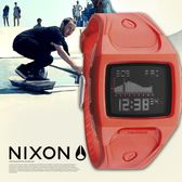 【人文行旅】NIXON | A498-1156 THE SMALL LODOWN 全球潮汐錶