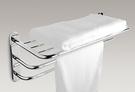 【麗室衛浴】美國KOHLER EOLIA 三層毛巾置物架 K-18398T-CP 610*260*70mm