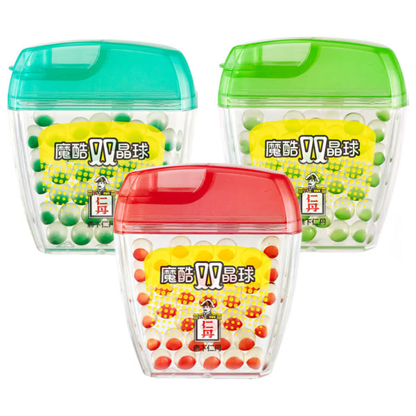 日本 森下仁丹 魔酷雙晶球(30顆入) 3款可選【小三美日】