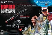 PS3 Rapala Pro Bass Fishing with Rod Peripheral(美版代購)