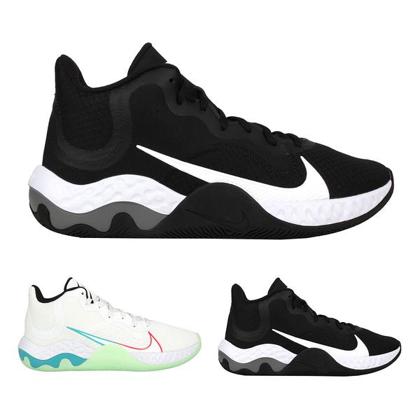 NIKE RENEW ELEVATE 男籃球鞋(免運 訓練 中筒 避震 支撐≡體院≡ CK2669