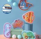 兒童益智動腦手繪拼圖寶寶啟蒙男女孩幼兒早教玩具【淘夢屋】