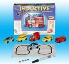 劃線感應車 自動感應識路 劃線軌道 火車 跟筆車兒童玩具  印象家品旗艦店