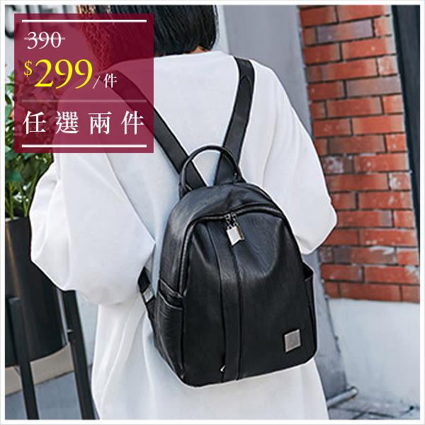 後背包-簡約小巧多功能後背包-共2色-A12121367-天藍小舖
