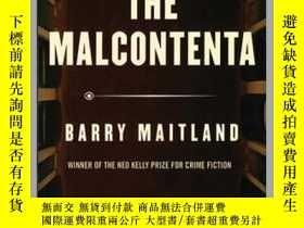 二手書博民逛書店The罕見MalcontentaY410016 Barry Maitland Skyhorse Publish