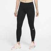 Nike Epic Lux [CN8042-010] 女款 跑步 運動 緊身褲 舒適 包覆 棉質 黑