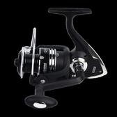 漁輪 魚輪紡車輪 金屬漁線輪不銹鋼海竿輪魚線輪海桿輪遠投路亞輪 艾瑞斯居家生活