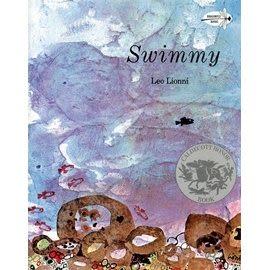 『童書久久書單』SWIMMY《小黑魚》