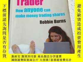 二手書博民逛書店the罕見naked trader(英文)Y212829