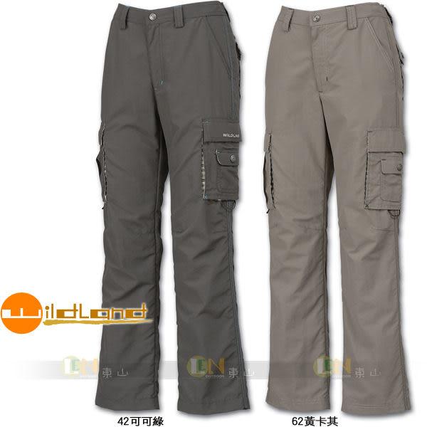 Wildland 荒野 81361 兒童Supplex抗UV長褲(兩色) 吸濕快乾/抗紫外線/輕薄耐磨