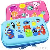韓版兒童文具盒女小學生鉛筆盒大容量韓國創意男童筆盒中學生筆袋 中秋節搶購