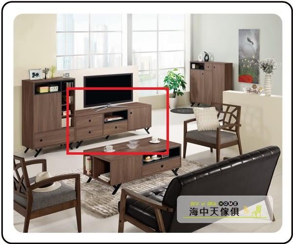 {{ 海中天休閒傢俱廣場 }} F-23 摩登時尚 電視櫃系列 806-1 約克6尺電視櫃