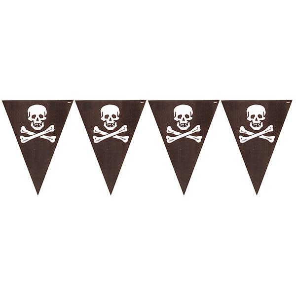 三角旗-海盜寶藏