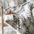 【限時下殺79折】法蘭絨蓋毯 毛毯被子加厚保暖珊瑚絨小毯子女雙層午睡毯