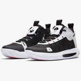 NIKE Jordan Jumpman 2020 PF 男鞋 籃球 氣墊 穩定 透氣 黑 白 【運動世界】BQ3448-006