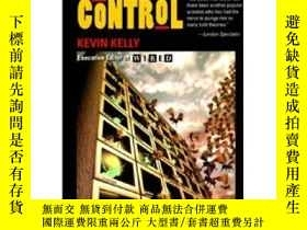 二手書博民逛書店Out罕見of Control:The New Biology of Machines, Social Syste