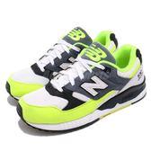 【四折特賣】New Balance 慢跑鞋 530 NB 黃 灰 螢光 麂皮 休閒鞋 女鞋【PUMP306】 W530AACB
