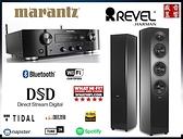 盛昱音響『即時通可洽詢』美國 Revel F35 喇叭 + Marantz PM7000N 綜合擴大機