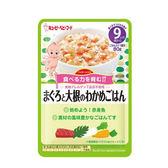 日本 KEWPIE HA-12 水煮鮪魚燉蘿蔔隨行包(9個月以上適用