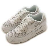 Nike NIKE AIR MAX 90 SE LTR (GS)  經典復古鞋 859560100 *女 舒適 運動 休閒 新款 流行 經典