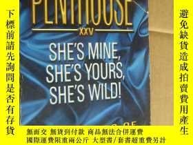 二手書博民逛書店Letters罕見to Penthouse XXV:she s mine,she s yours she s wi