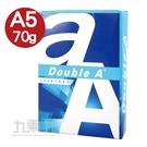 DOUBLE A A5 影印紙 70g ...