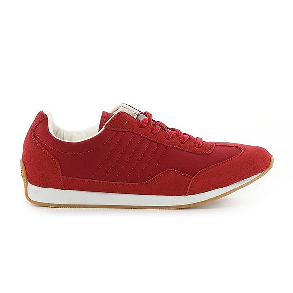 TOP GIRL 舒壓輕量休閒鞋-紅