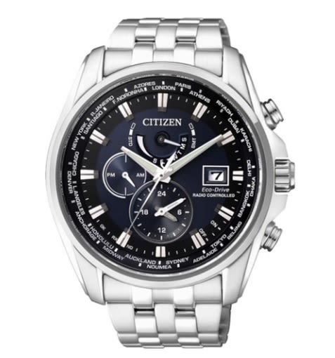 【Y21潮流精品】CITIZEN GENT'S 金城武代言款 電波錶(AT9031-52L) 衛星定位GPS 錶